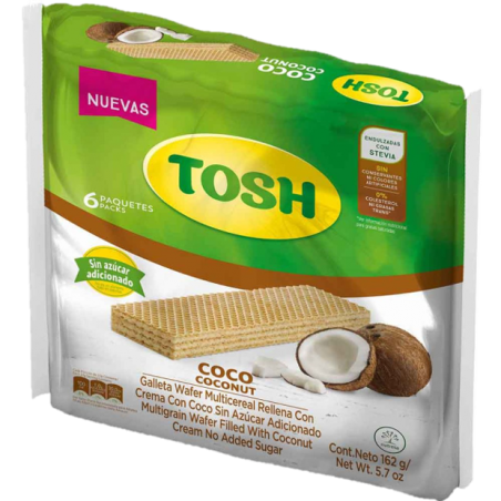 TOSH WAFER COCO  X6UN